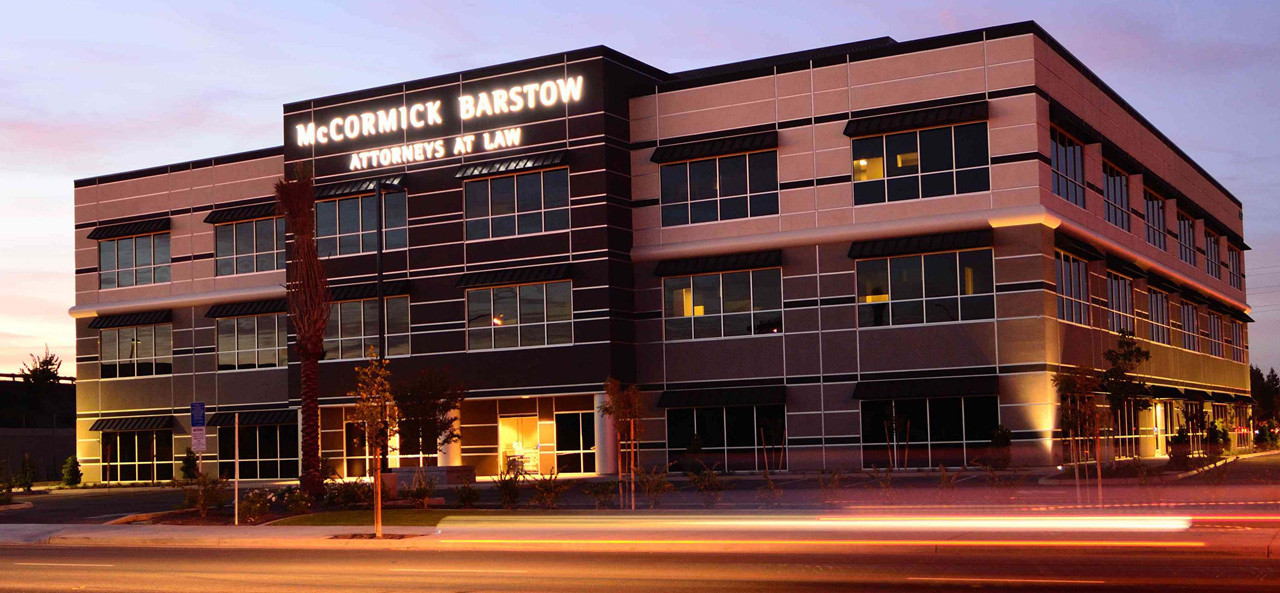 McCormick Barstow